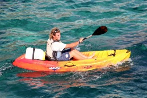 rent a kayak with Surf ´n Sail Menorca